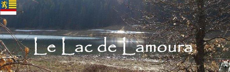 Le lac de Lamoura (39) Logo