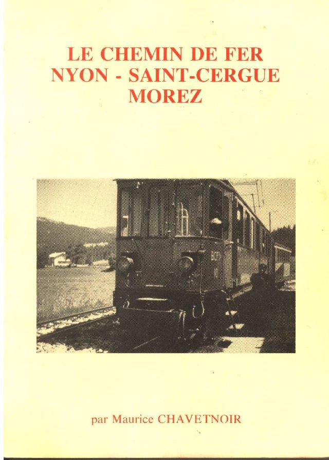Nyon - St-Cergue - Morez. Et du coté français? 0001