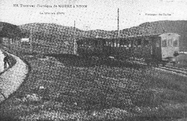 Nyon - St-Cergue - Morez. Et du coté français? 0012