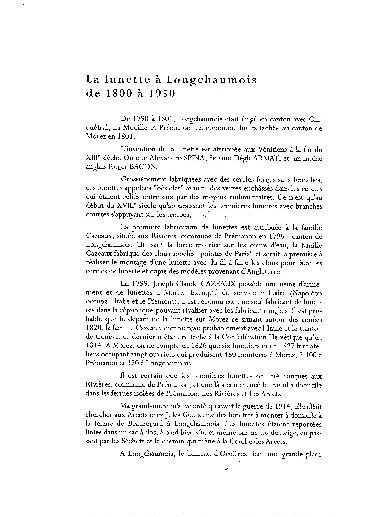 Luneterie de jadis - Longchaumois, de l'Etable à l'Etabli. 03_p