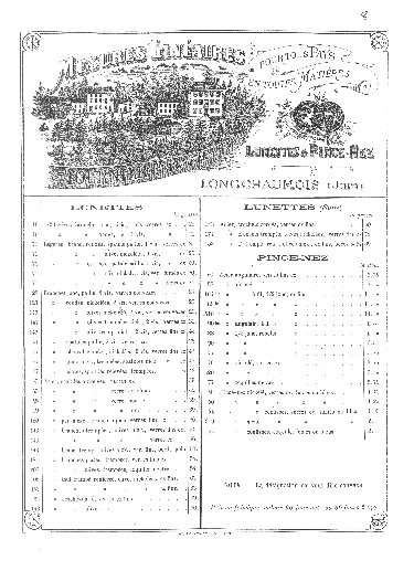 Luneterie de jadis - Longchaumois, de l'Etable à l'Etabli. 08_p