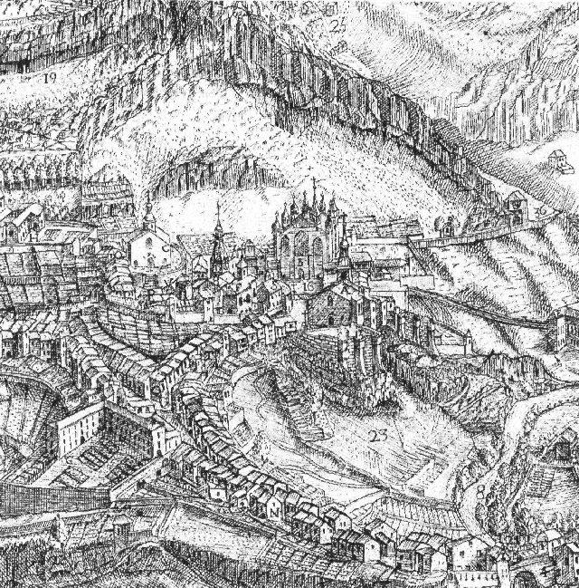 La MAIN MORTE à Chaumont-Un statut social du Moyen Age (39) 0001