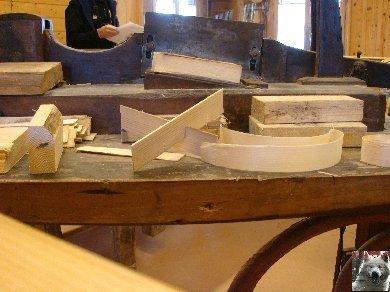 Le Musée de la Boisellerie à Bois d'Amont (39) 0041