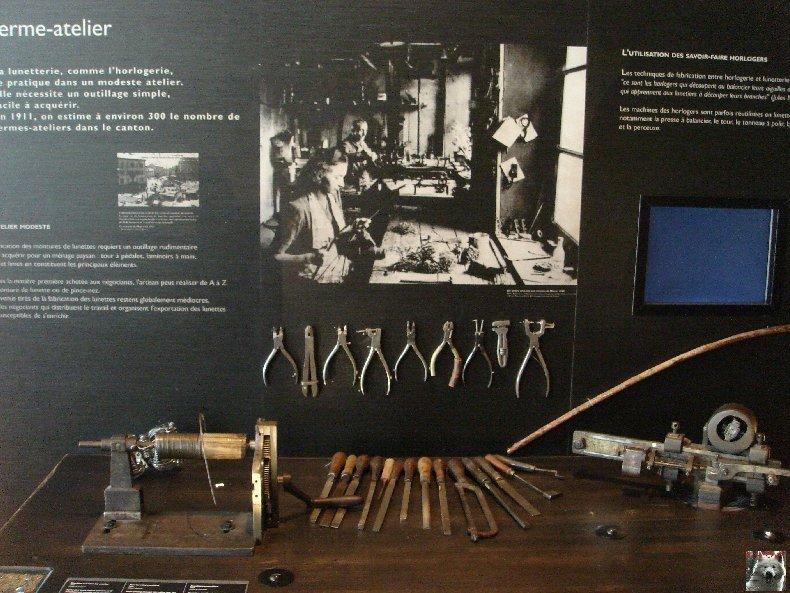 Le musée de la lunetterie - Morez (39) 0008