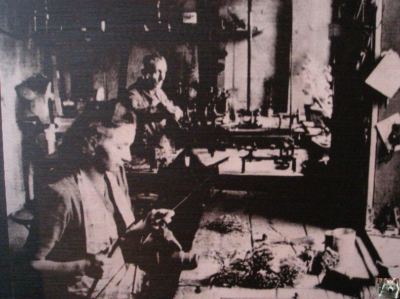 Le musée de la lunetterie - Morez (39) 0009