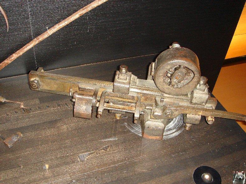 Le musée de la lunetterie - Morez (39) 0011