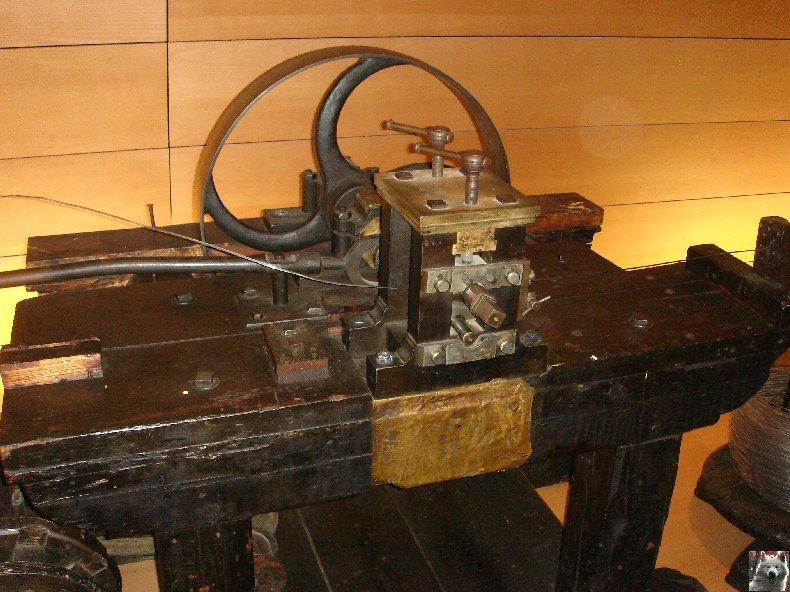 Le musée de la lunetterie - Morez (39) 0012