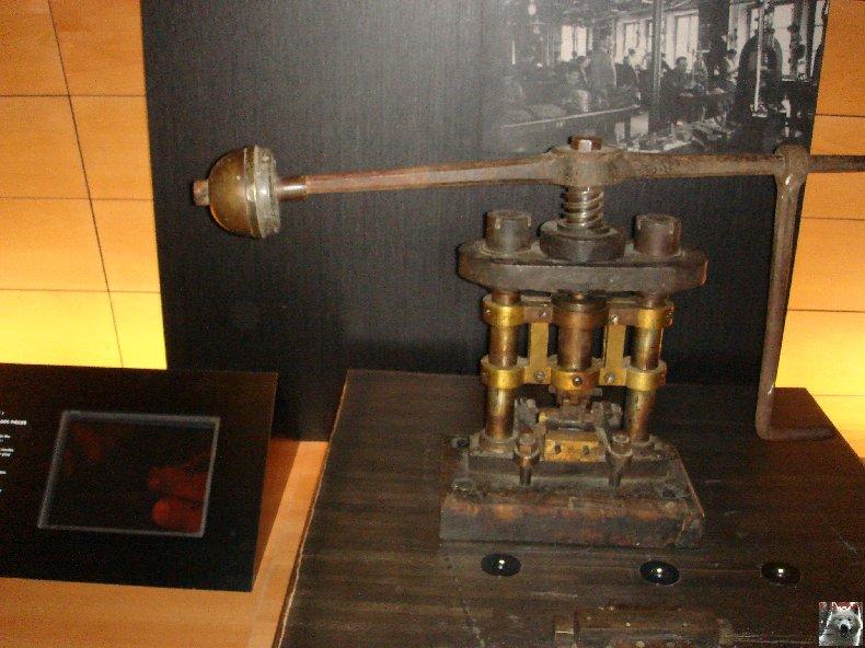 Le musée de la lunetterie - Morez (39) 0013