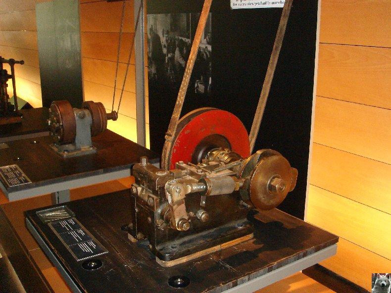 Le musée de la lunetterie - Morez (39) 0014