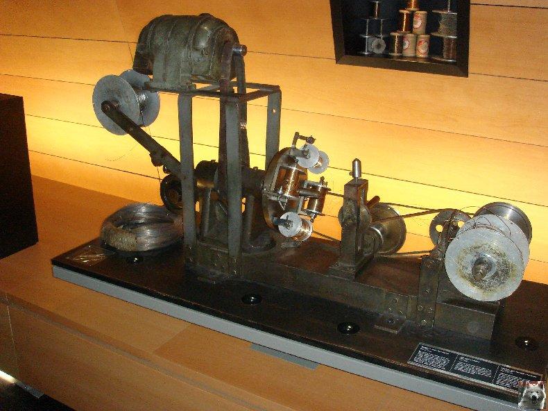 Le musée de la lunetterie - Morez (39) 0015