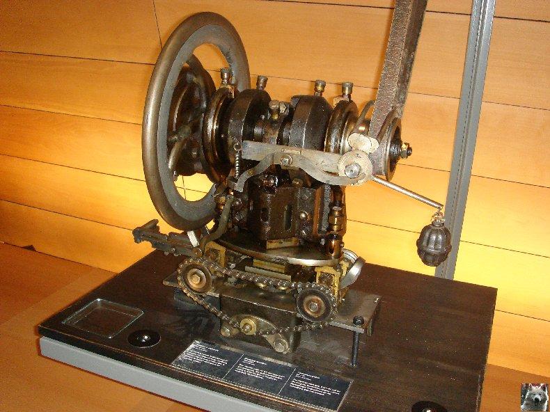 Le musée de la lunetterie - Morez (39) 0017