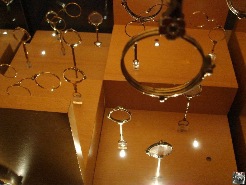 Le musée de la lunetterie - Morez (39) 0027