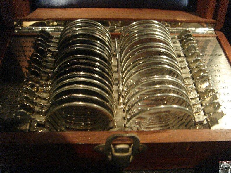 Le musée de la lunetterie - Morez (39) 0028