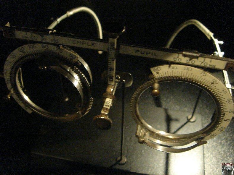 Le musée de la lunetterie - Morez (39) 0029