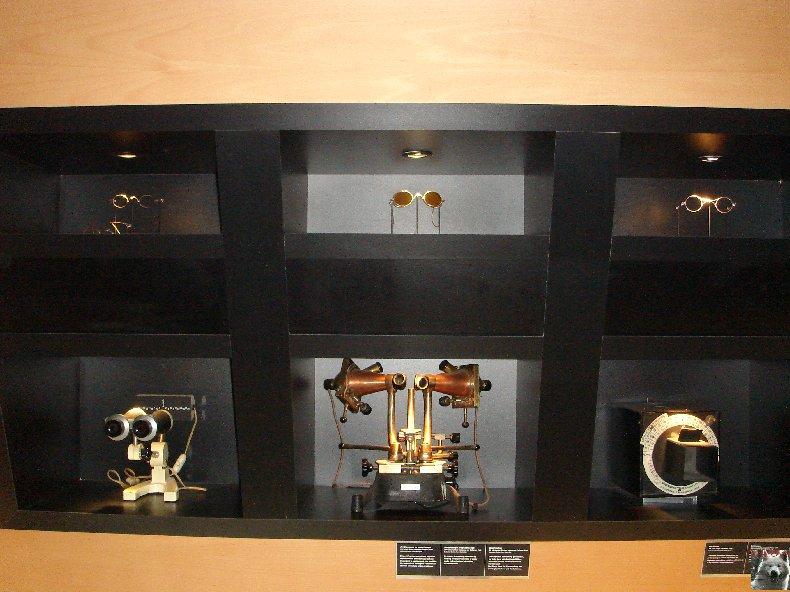 Le musée de la lunetterie - Morez (39) 0030