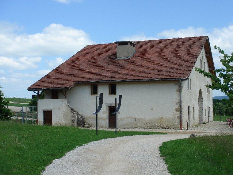 Musée de Plein Air des Maisons Comtoises - Nancray (25) 0003