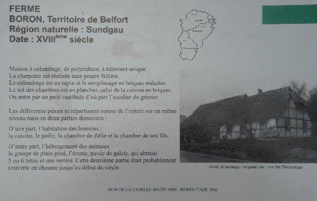 Musée de Plein Air des Maisons Comtoises - Nancray (25) 0008