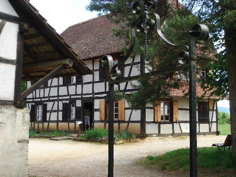 Musée de Plein Air des Maisons Comtoises - Nancray (25) 0028