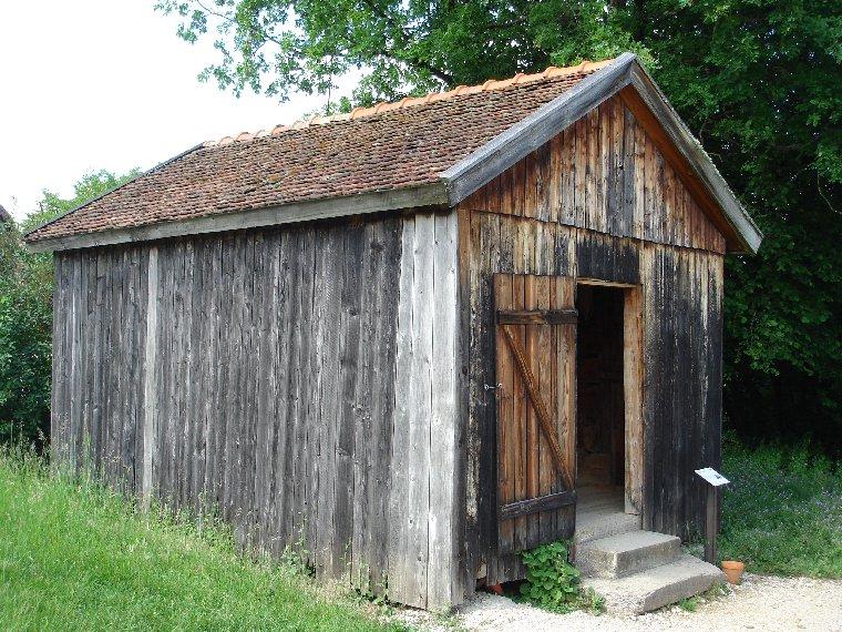 Musée de Plein Air des Maisons Comtoises - Nancray (25) 0037