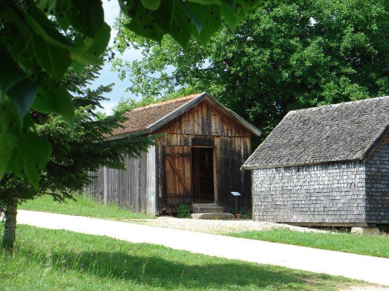 Musée de Plein Air des Maisons Comtoises - Nancray (25) 0042a