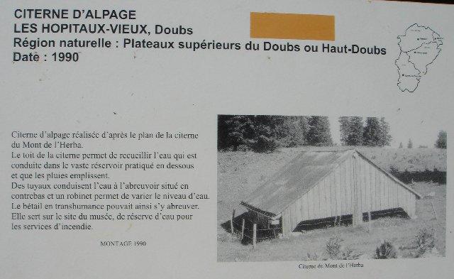 Musée de Plein Air des Maisons Comtoises - Nancray (25) 0055