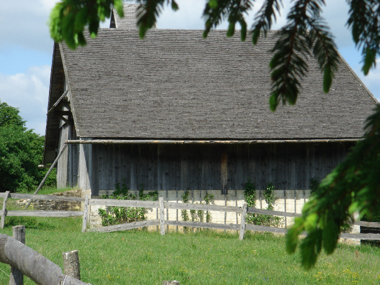 Musée de Plein Air des Maisons Comtoises - Nancray (25) 0064