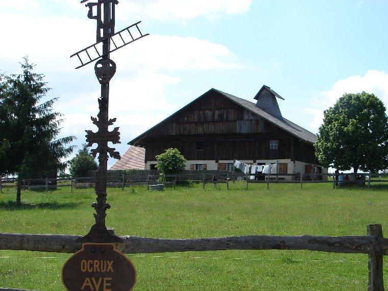 Musée de Plein Air des Maisons Comtoises - Nancray (25) 0085