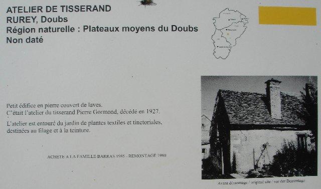 Musée de Plein Air des Maisons Comtoises - Nancray (25) 0090