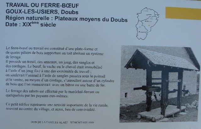 Musée de Plein Air des Maisons Comtoises - Nancray (25) 0099