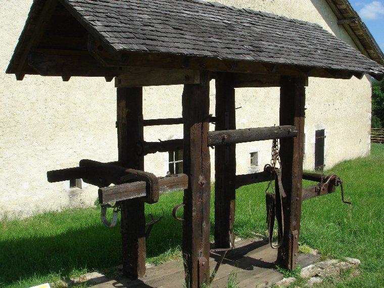 Musée de Plein Air des Maisons Comtoises - Nancray (25) 0100