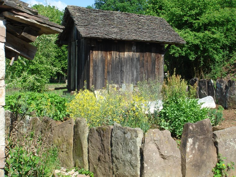 Musée de Plein Air des Maisons Comtoises - Nancray (25) 0113