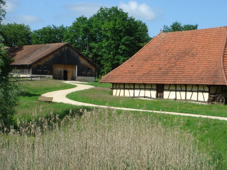 Musée de Plein Air des Maisons Comtoises - Nancray (25) 0116