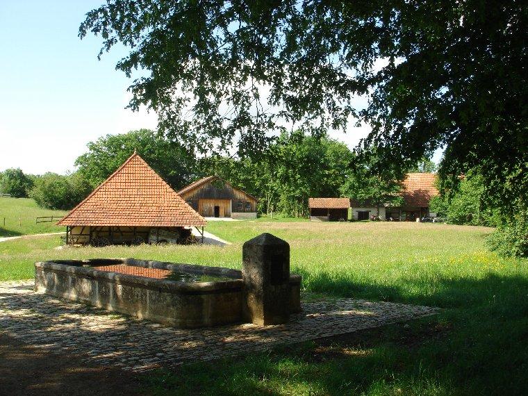 Musée de Plein Air des Maisons Comtoises - Nancray (25) 0124