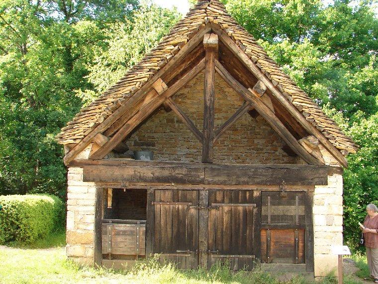 Musée de Plein Air des Maisons Comtoises - Nancray (25) 0130