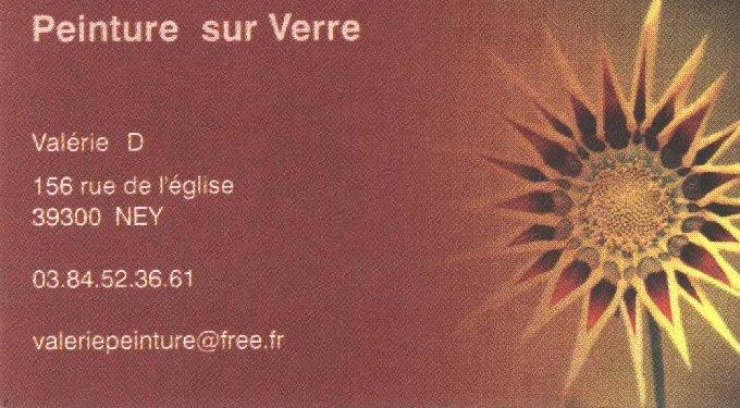 Valérie peint sur le verre - Ney (39) 10 juin 2008 0021
