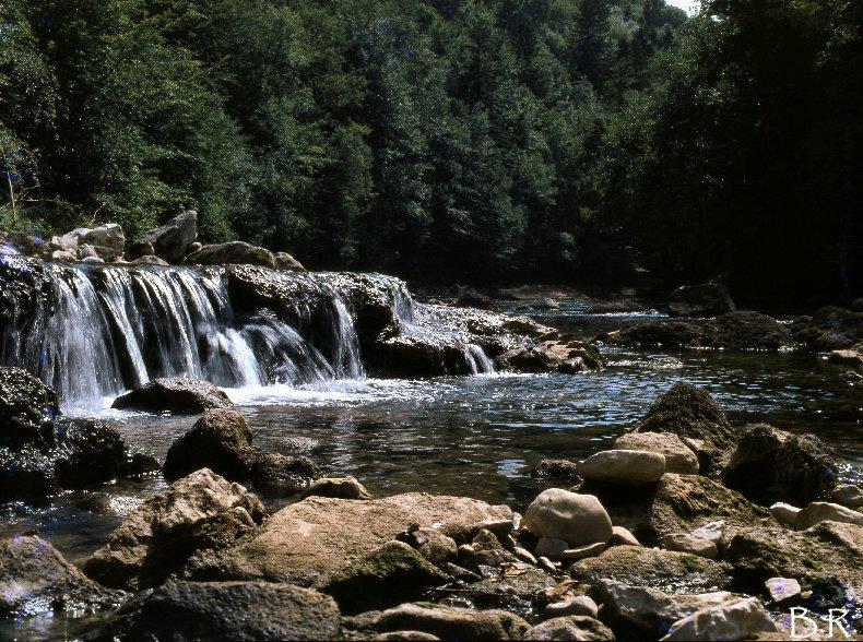 Le Ravin Mathieu, la Rivière d'Ain 0005