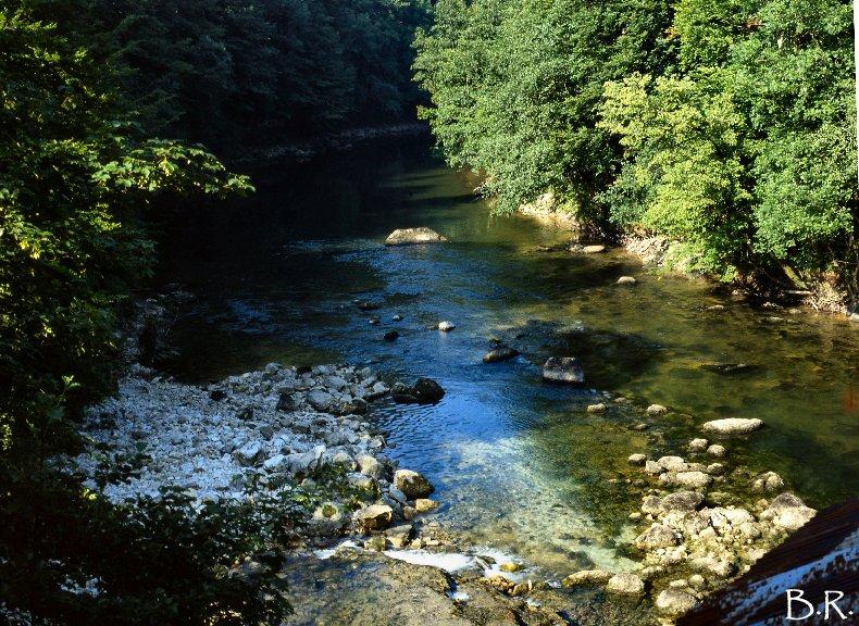 Le Ravin Mathieu, la Rivière d'Ain 0007