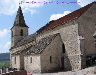 044 -Saint-Christophe (39) La prieurale 0003