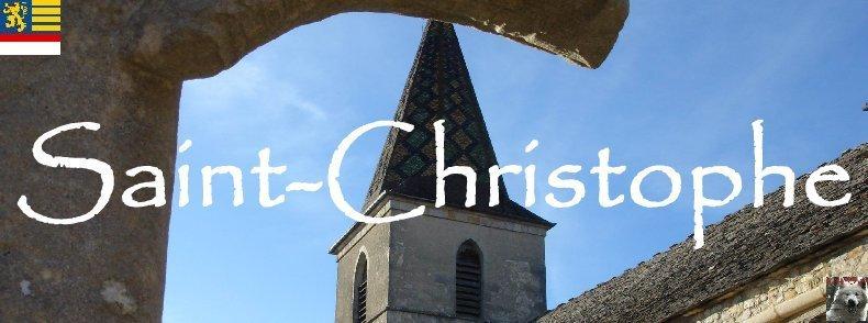 044 -Saint-Christophe (39) La prieurale Logo