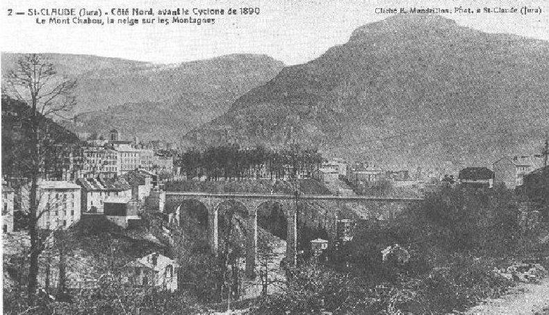 Saint-Claude au début du XX siècle (39) 0000