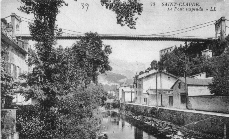 Saint-Claude au début du XX siècle (39) 0007