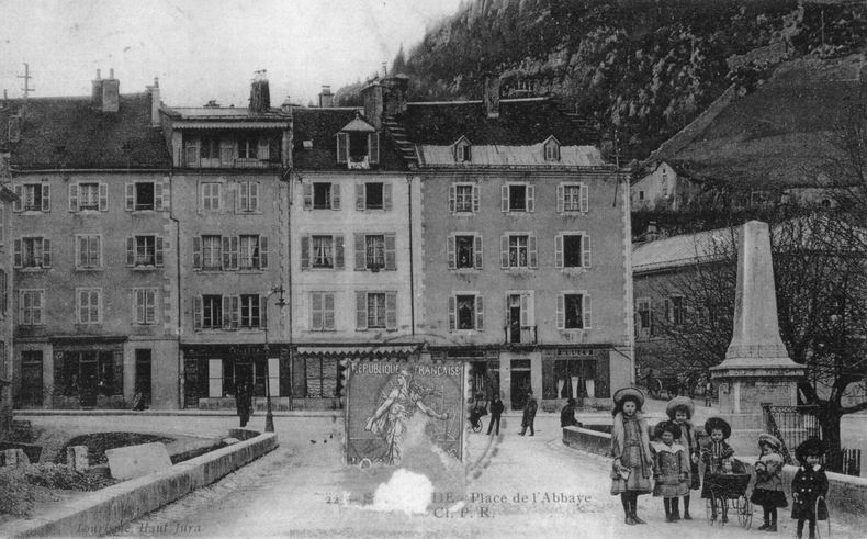 Saint-Claude au début du XX siècle (39) 0011