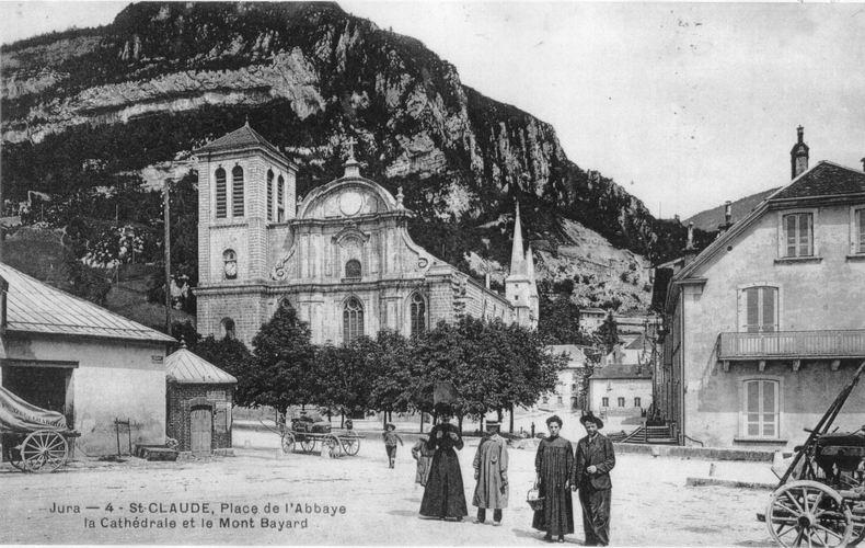 Saint-Claude au début du XX siècle (39) 0012