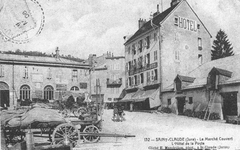Saint-Claude au début du XX siècle (39) 0012b