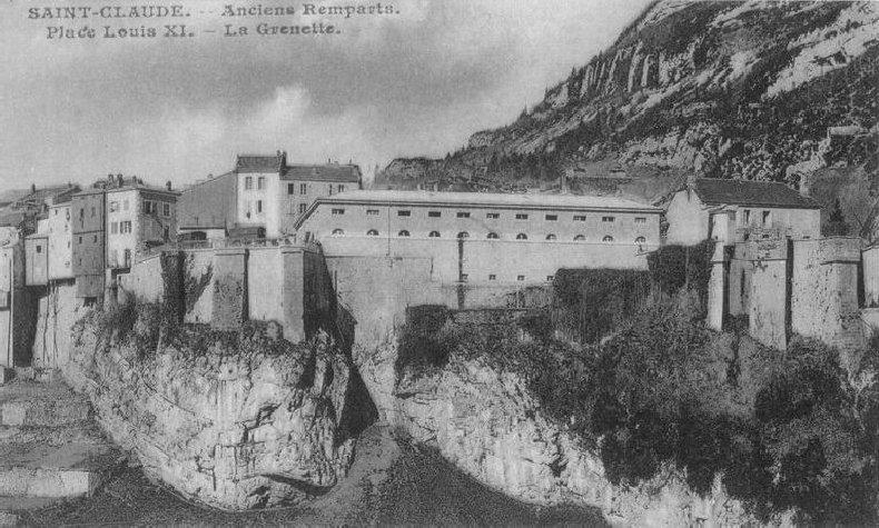 Saint-Claude au début du XX siècle (39) 0013a