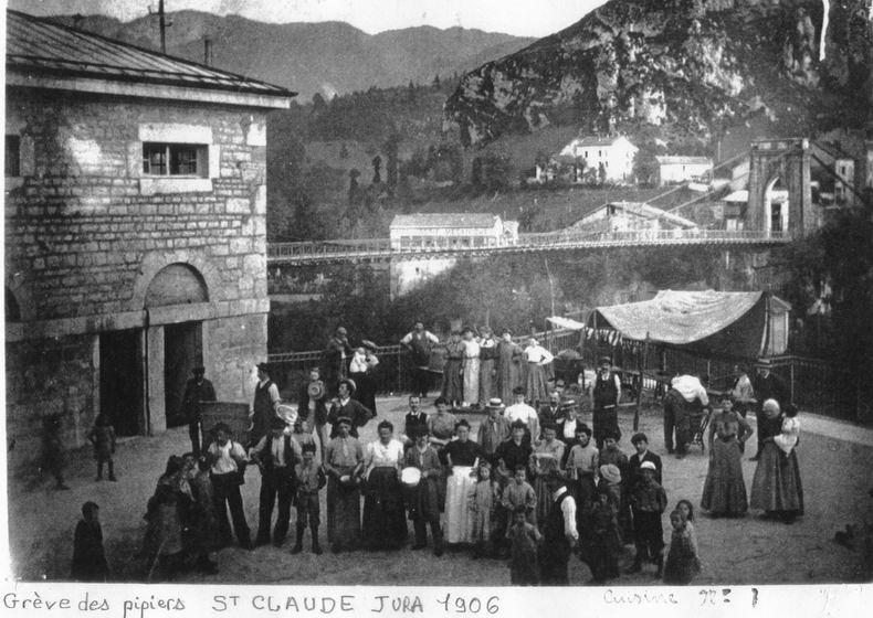 Saint-Claude au début du XX siècle (39) 0015