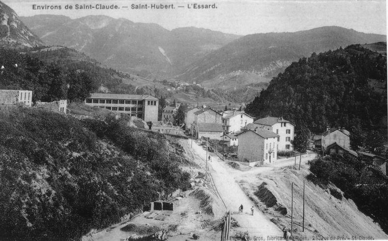 Saint-Claude au début du XX siècle (39) 0017-2
