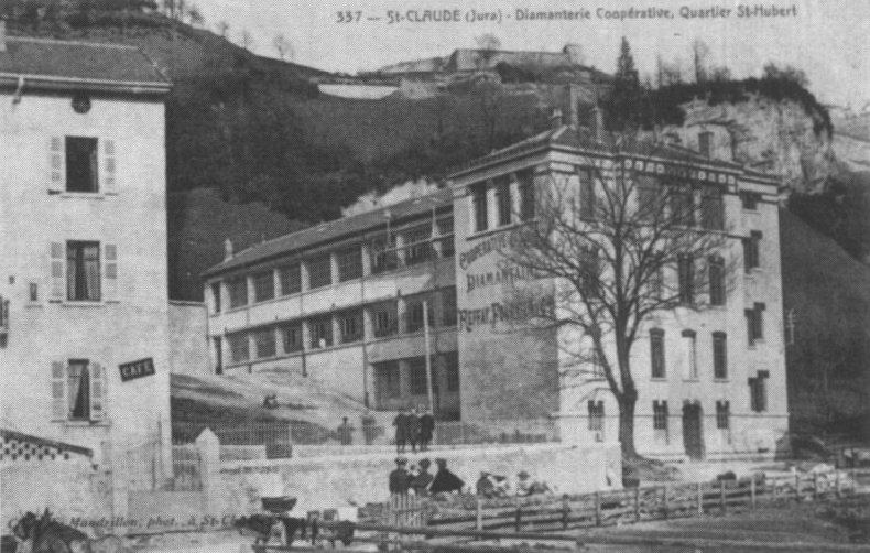Saint-Claude au début du XX siècle (39) 0017-21
