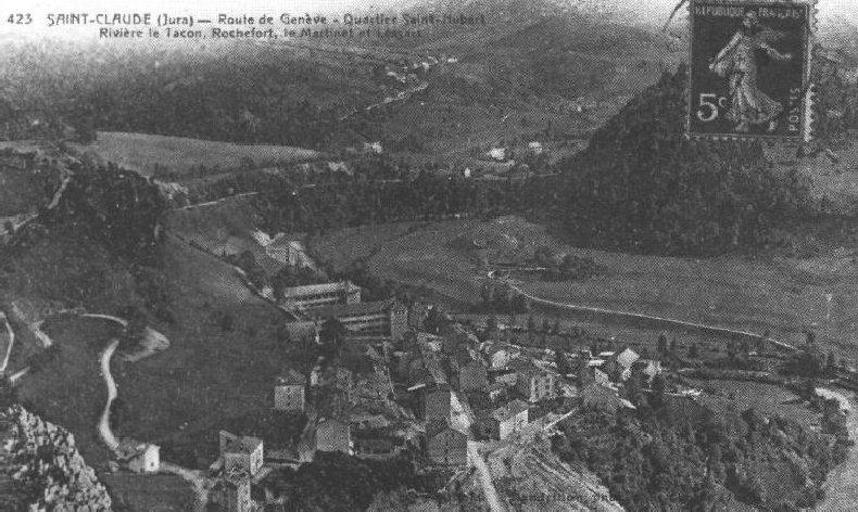 Saint-Claude au début du XX siècle (39) 0017b