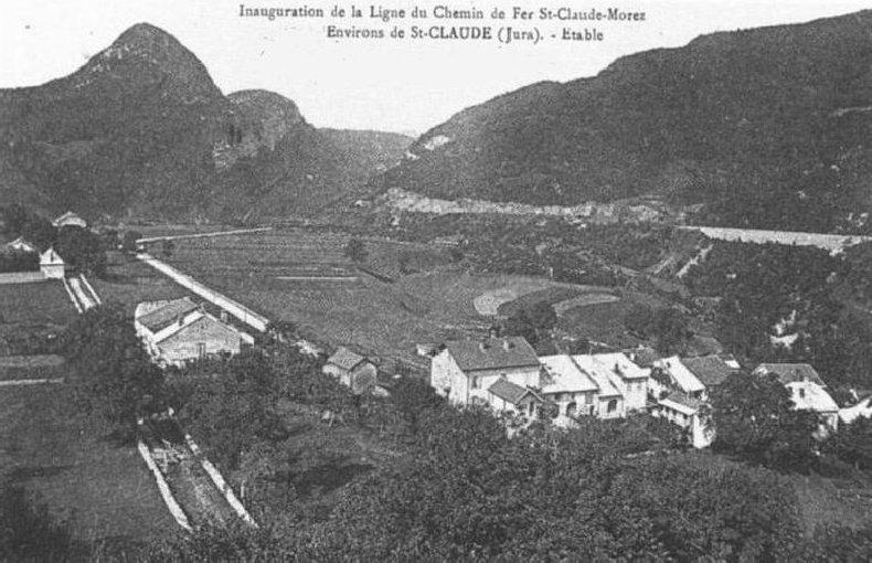 Saint-Claude au début du XX siècle (39) 0020a